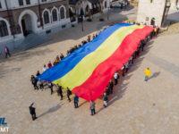 """""""Caravana Tricolorul"""" ajunge la Sibiu"""