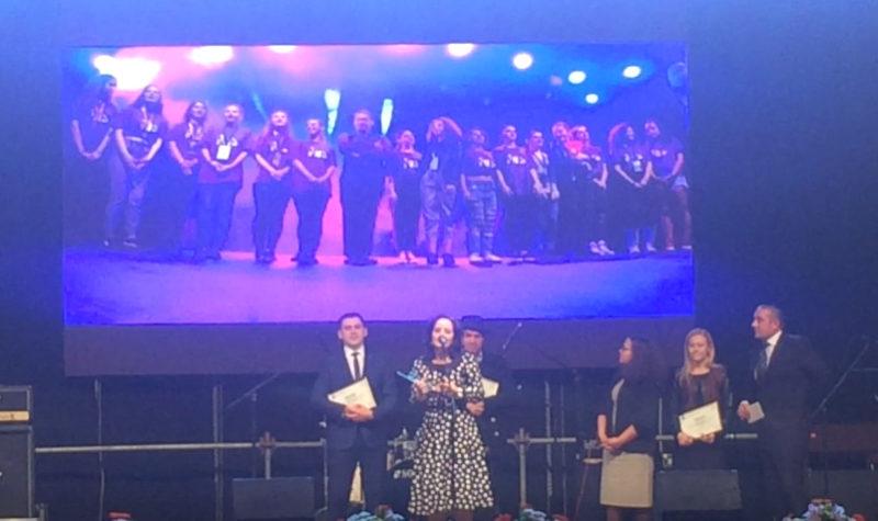 Premii pentru Casa de Cultură a Studenților și Direcția Județeană pentru Sport și Tineret Sibiu