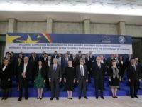 Bogdan Trif a făcut parte din delegația oficială a Guvernului la întrevederea cu președinții Parlamentului European