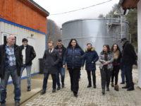 Stația de apă de la Orlat a fost refăcută