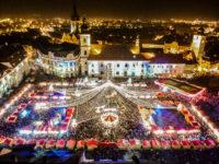 Târgul de Crăciun ține până după Anul Nou