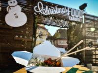 Christmas Food Carousel începe mâine în Piața Huet