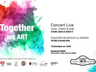 Eveniment artistic în scop umanitar