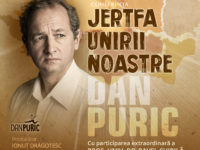 Întâlnire cu Dan Puric la Sibiu