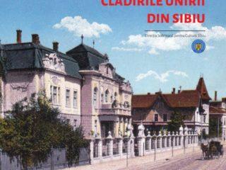 Clădirile Unirii, într-un album de colecție