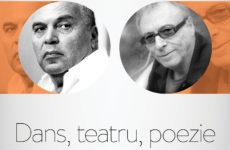 Dans, teatru și poezie. Coregraful Gigi Căciuleanu deschide seria conferințelor speciale FITS și TNRS din 2019