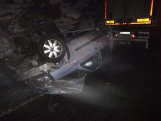 ACCIDENT cu două tiruri și două autoturisme între Lazaret și Boița! Circulație BLOCATĂ pe Valea Oltului | FOTO și VIDEO