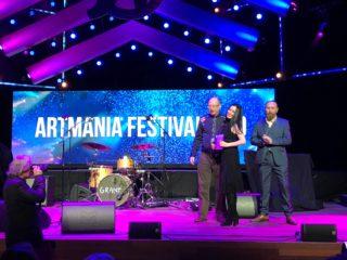 ARTmania, desemnat cel mai bun festival european mic din 2018 în Europa