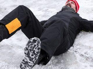 Victimele gheței