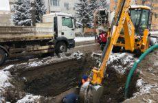 Avarie la rețeaua de apă! Mii de locuitori din Sibiu, Șura Mare și Hamba sunt afectați de situație