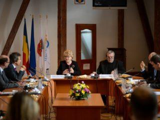 Teatru, afaceri și diplomație. În 2018, Primăria Sibiu a investit în cultură 15 procente din veniturile proprii