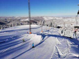 Un eveniment noula Arena Platoș Păltiniș