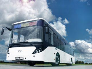 Autobuze confortabile, cu aer condiționat, GPS și internet gratuit, achiziționate de Primăria Sibiu după 15 luni de întârziere din cauza contestațiilor