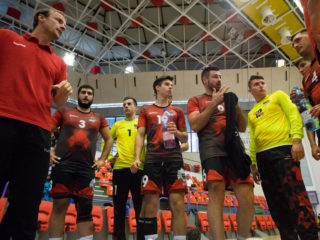 HC Sibiu joacă primul meci din 2019 pe teren propriu