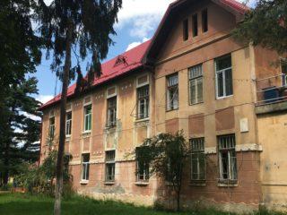 O clădire a Spitalului de Psihiatrie, construită în 1898, va fi reabilitată