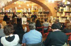 Lansare de carte cu drone și krav maga