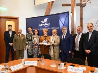 Rețeaua Regiuni Gastronomice Europene se întâlnește la Sibiu