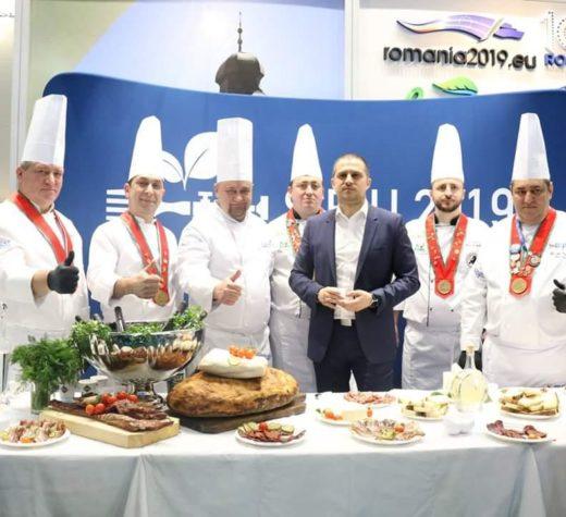 Sibiul, promovat laTârgul de Turism al României