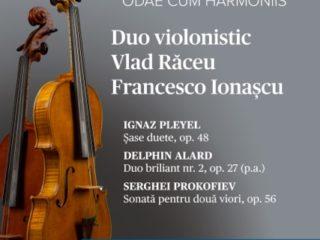 Concert la Forumul German