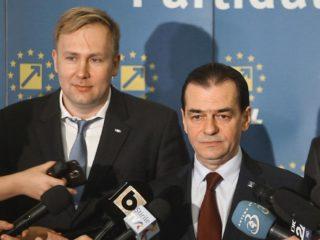 Victor Costache a devenit consilierul lui Ludovic Orban