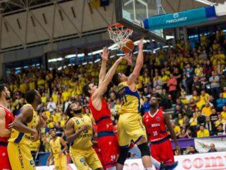 Înfrângere pentru baschetbaliștii sibieni cu Oradea. Miercuri joacă la Pitești
