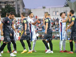 FC Hermannstadt, între campioană și vicecampioană