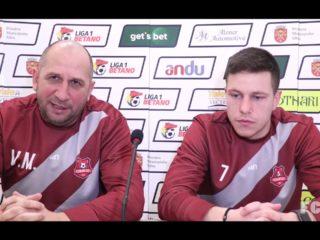 FC Hermannstadt joacă, sâmbătă, la Pitești, cu CSU Craiova