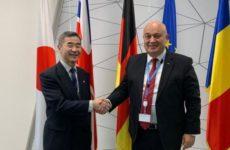 Ambasadorul Japoniei în România, în vizită la sediul central al companiei NTT DATA Romania