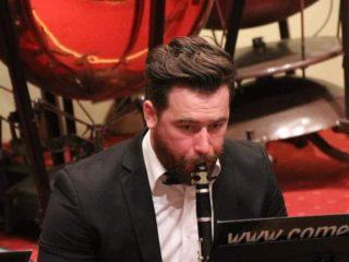 Sibianul Mihai Bădiță, în recital la Sala Thalia