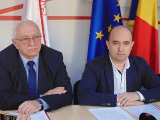 Pavel Bichicean și Cătălin Stanciu