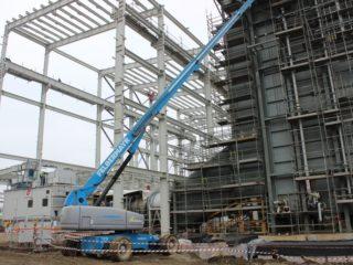 Investiție pentru independență energetică. Noua centrală termoelectrică de la Iernut va fi gata în februarie 2020