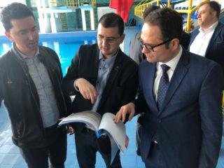 Ministrul Sportului promite investiții importante în Sibiu