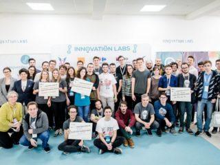 Inovațiile tinerilor sibieni în tehnologie au convins juriul!