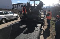 Reparații pe drumurile județene