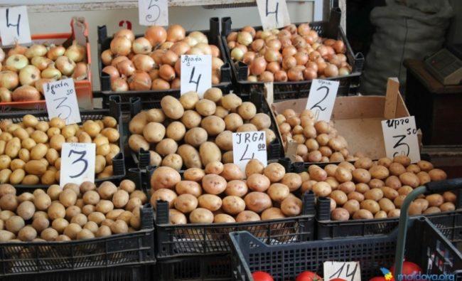 Producătorii de cartofi cer sprijin guvernamental pentru a supraviețui