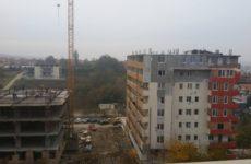 Sibiul, fruntaș la construcția de locuințe