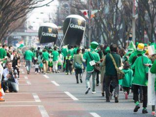 Capitala Irlandei va fi gazda festivalului St. Patrick între 14 și 18 martie (P)