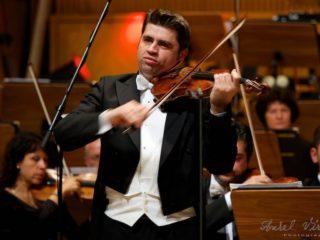 Remus Azoiței în concert alături de orchestra Filarmonicii de Stat Sibiu