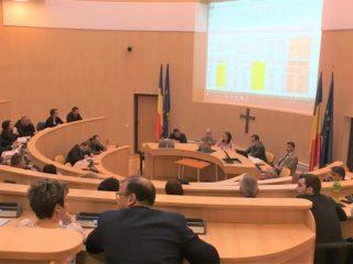 Primarii din județ, chemați la Consiliul Județean Sibiu pentru consultări pe tema bugetului