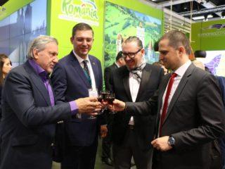 Sibiul și România, promovate la Berlin