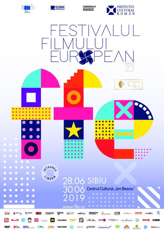 Festivalul Filmului European revine la Sibiu între 28 și 30 iunie