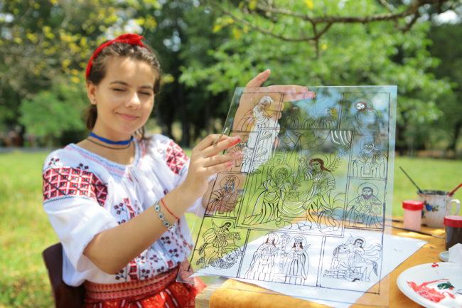 Olimpiada Națională de Meșteșuguri Artistice Tradiționale și-a desemnat câștigătorii