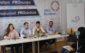 PRO România Sibiu are filială de tineret