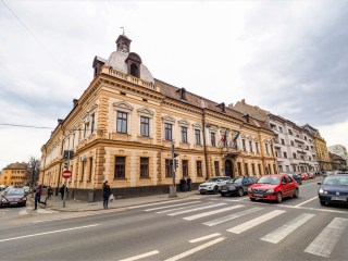 Negocieri între PNL și USR PLUS pentru șefia județului Sibiu
