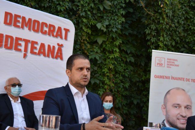 PSD Sibiu cere demisia ministrului Sănătății