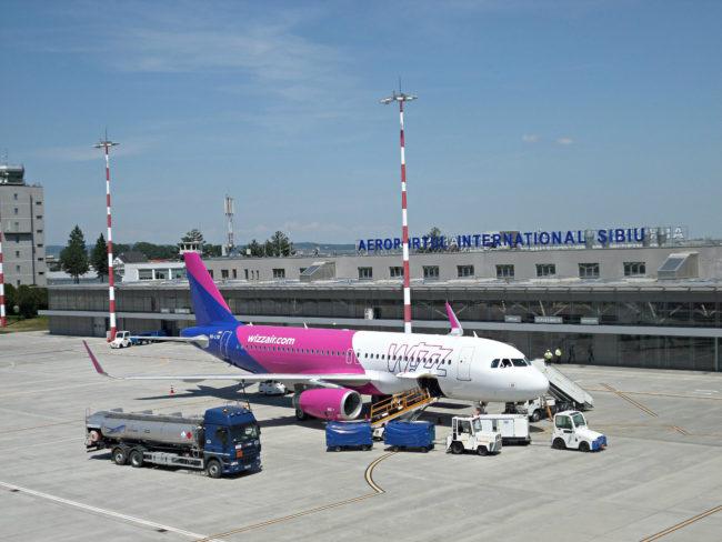 Wizz Air redeschide cele 27 de rute din România