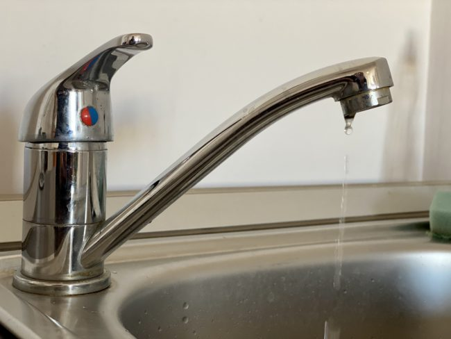 Intervenție de urgență la rețeaua de apă din cartierul Ștrand