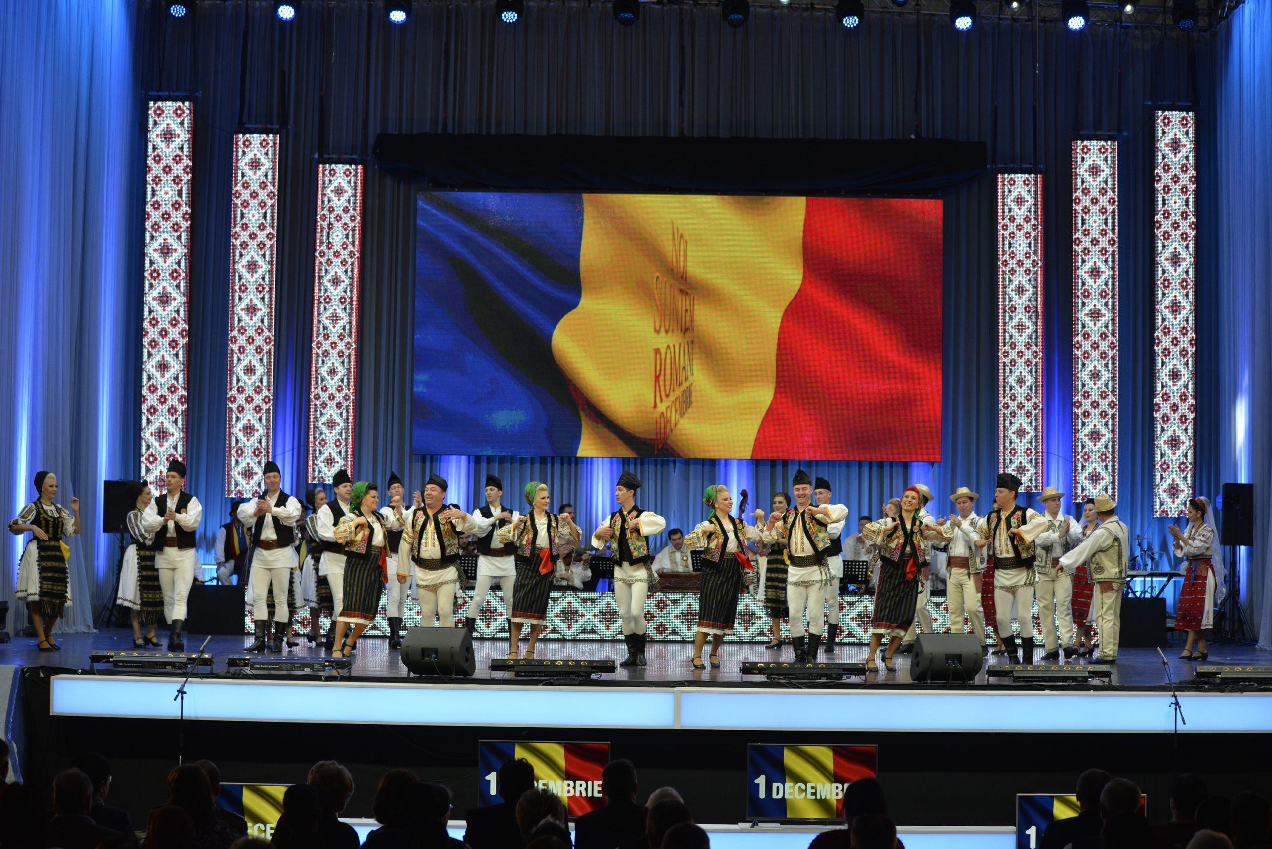 Junii Sibiului sărbătoresc România, la TVR 1