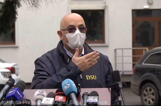 """Explozie de cazuri COVID-19, după sărbători. Arafat: """"Sunt convins că starea de alertă va continua"""""""