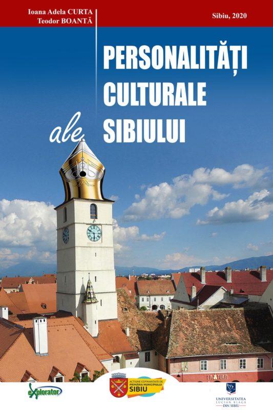 """Poveștile celor 50 de sibieni care construiesc cultura sibiană în paginile cărții """"Personalități culturale ale Sibiului"""""""